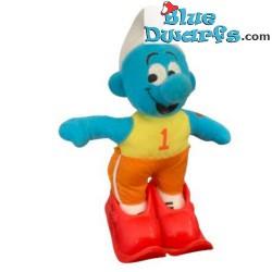 PROMO: Mc Donalds Ski Smurf...