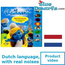 Smurf with sounds *Dutch*...