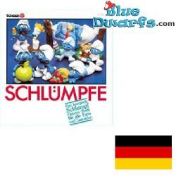 Smurf Schleich show catalog...