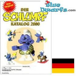 Schtroumpf catalogue 2000