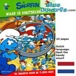 Smurf book: Spot the handy...