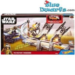 Hot Wheels Star Wars Set:...