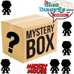 6x Funko Pop! Mystery pack...