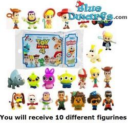10x Toy Story4  figurines...