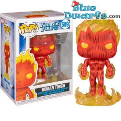 Funko Pop! Fantastic Four...