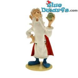 Asterix Getafix with the...