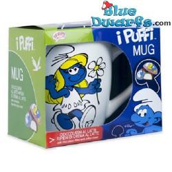 Smurfette smurf mug (Walcor)