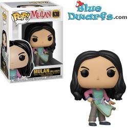 Funko Pop! Disney Mulan:...