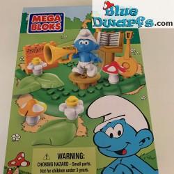 Smurf Megabloks
