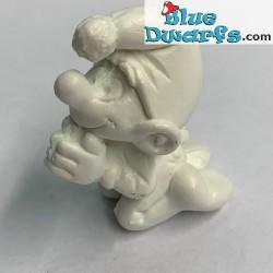 51910: Christmas Smurf Praying