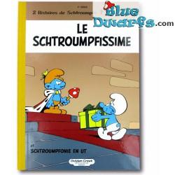 """Smurfen stripboek  """"Les..."""