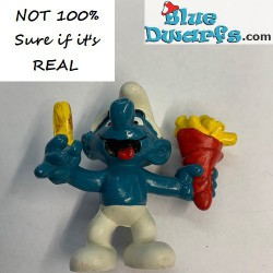 20131: French Fries Smurf