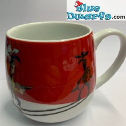 Lucky Luke mug: Gratt Pic...