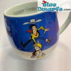 Lucky Luke mug:  Jolly...