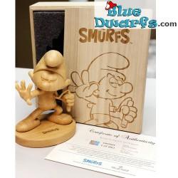 Smurf Bruce Lee...