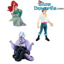 Disney The little mermaid...
