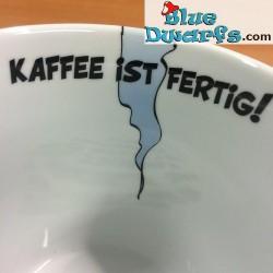 """Astérix y Obélix taza: """"Kaffee ist fertig"""" (0,3L)"""