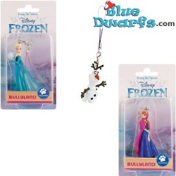Frozen playset Keyrings...