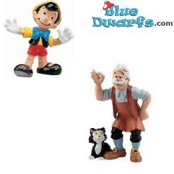 Pinocchio Playset Bullyland...
