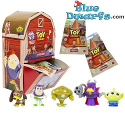 12x Toy Story  figurines...