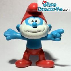Grote Smurf - Mc Donalds...