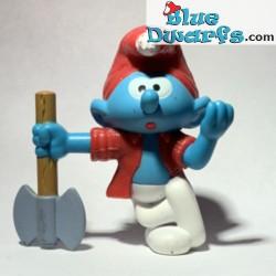 Lumberjack Smurf - Mc...