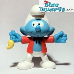 Schilder Smurf - Mc Donalds...