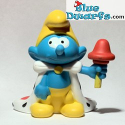 Koning Smurf - Mc Donalds...
