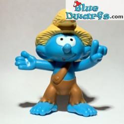 Natuur Smurf - Mc Donalds...