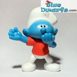 Rustige Smurf - Mc Donalds...