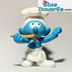 Puffo Cuoco - Mc Donalds...