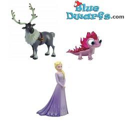 Frozen playset (Bullyland,...