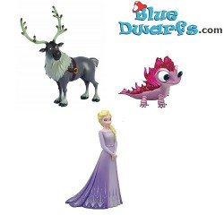 Frozen playset with Elza,...
