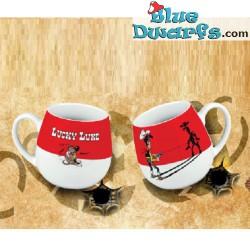 1x Lucky Luke mug: Gratt...
