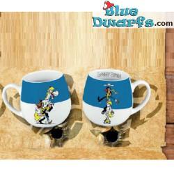 1x Lucky Luke mug:  Jolly...