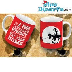 1x Lucky Luke mug: I'm a...