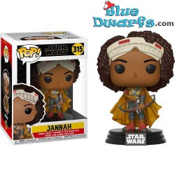 Funko Pop! Star Wars Jannah...