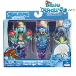 Smurf set with Smurfstorm...