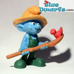 Gardener Smurf (Mc Donalds)