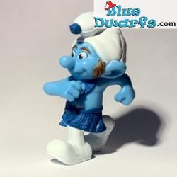Gutsy Smurf (Mc Donalds)