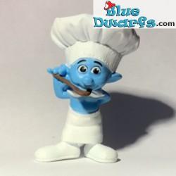 Greedy Smurf with spoon (Mc...