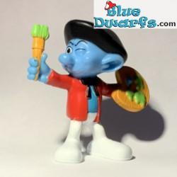 Painter Smurf (Mc Donalds)
