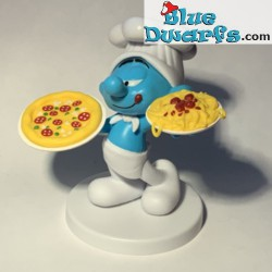 Smurf with pizzas 2019...