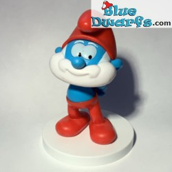 1) Grote Smurf *Sbabam*...