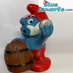 Papa Smurf moneybox (+/- 20cm)