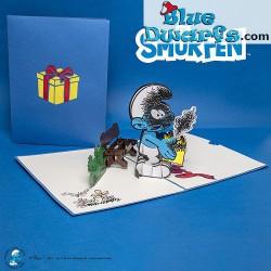 Pop Up Card: Jokey Smurf...