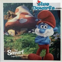 Smurf magnet Smurf...