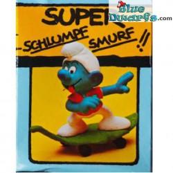40204: Skateboard Smurf...
