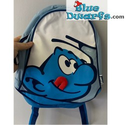 Smurf bag