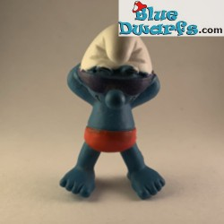 40261: Holiday Smurf Matte...
